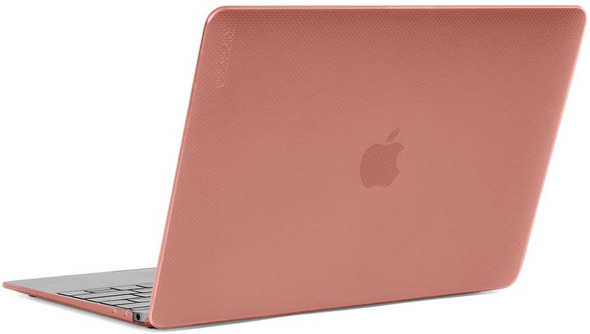 "Hardshell Case for Macbook 12"" Dots - Rose Quartz | CL90050 | Rosman Computers - 4"