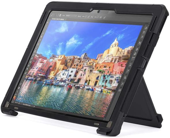 Griffin Survivor Slim for Surface Pro 2017, Surface Pro 4 - Black | GB43613 | Rosman Computers - 4