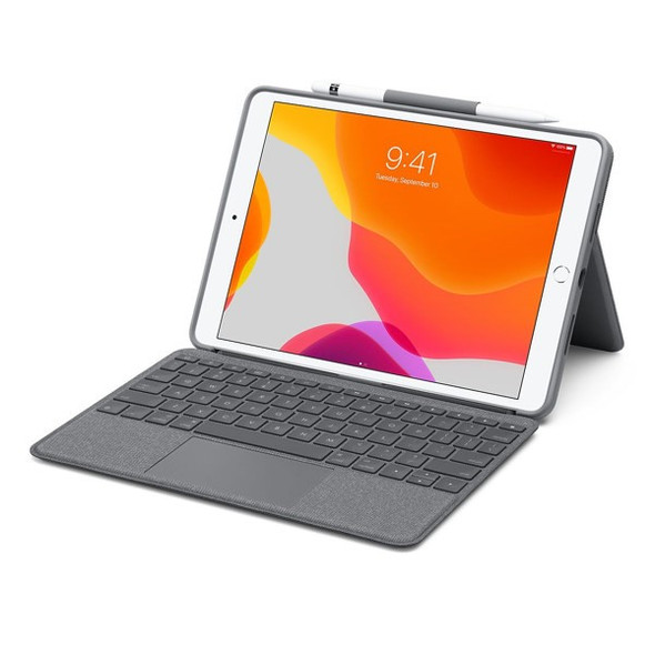 Logitech Combo Touch for iPad (7th & 8th generation)   920-009726   Rosman Computers - 2