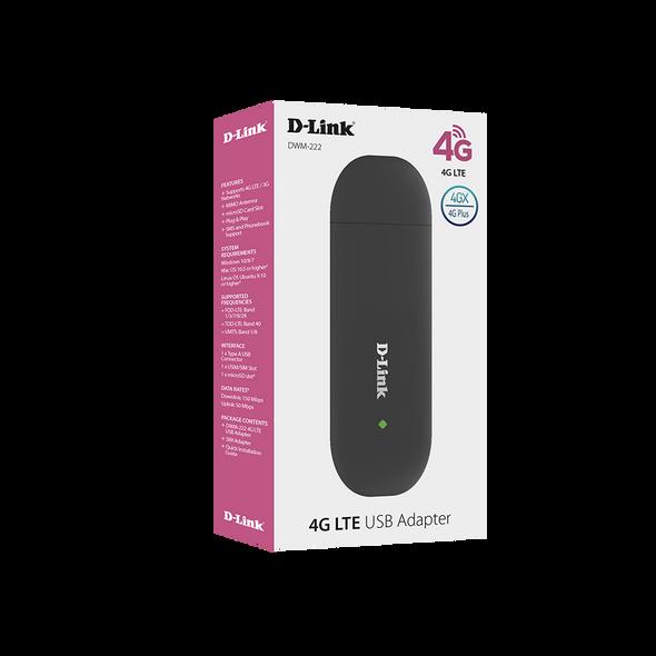 Dlink 4G LTE USB Adapter