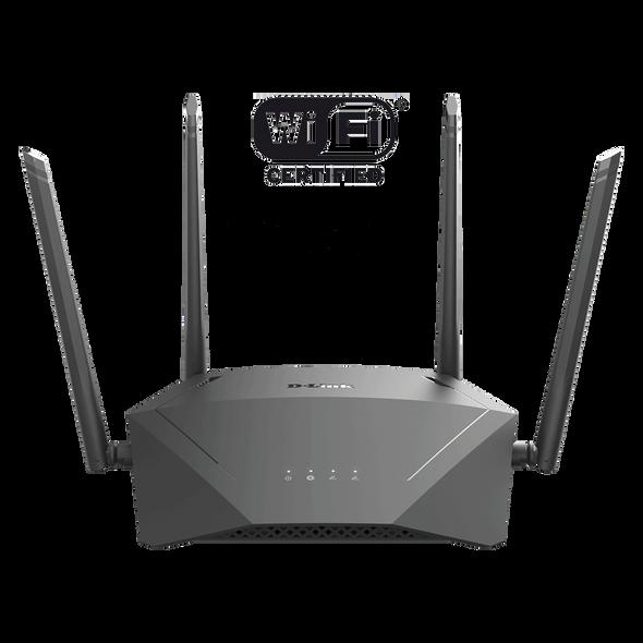 Dlink AC1750 Mesh Gigabit Wi-Fi Router | DIR-1750 | Rosman Computers - 2