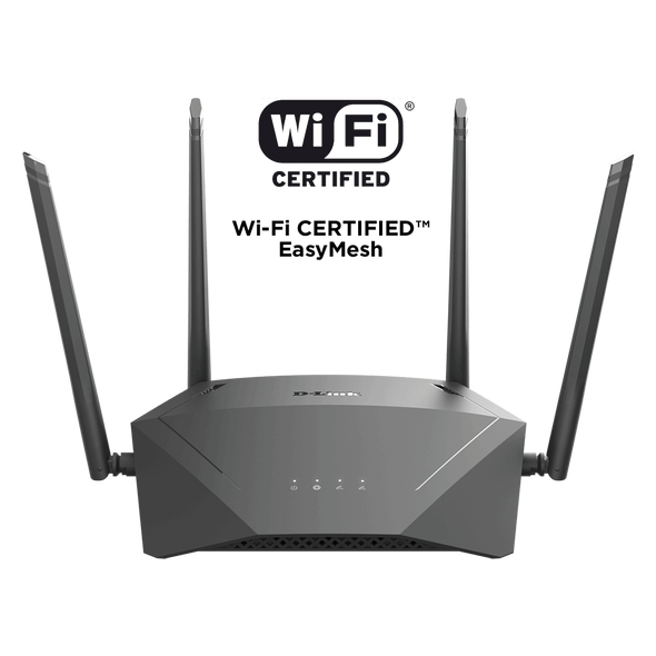 Dlink AC1750 Mesh Gigabit Wi-Fi Router | DIR-1750 | Rosman Computers - 6