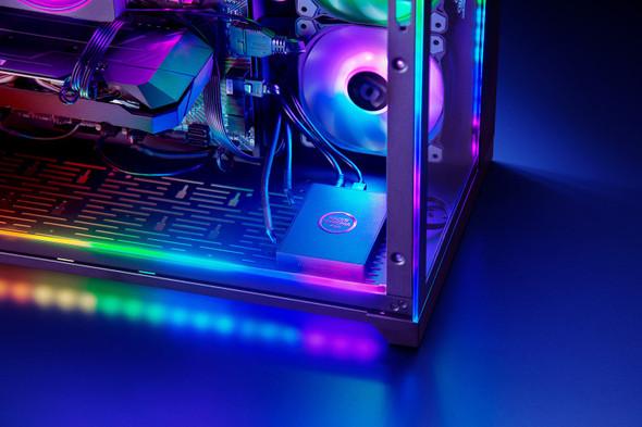Razer Chroma Addressable RGB Controller - FRML Packaging | RZ34-02140600-R3M1 | Rosman Computers - 4