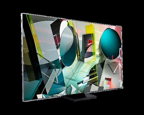 "Samsung 75"" Q950T QLED 8K Smart TV | QA75Q950TSWXXY | Rosman Computers - 1"
