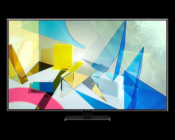 "Samsung 75"" Q80T QLED Smart 4K TV"