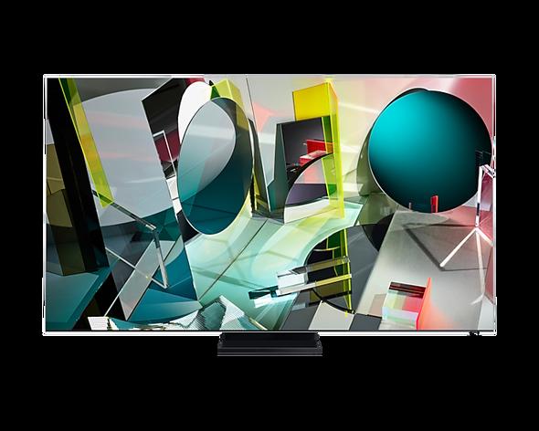 "Samsung 65"" Q950T QLED 8K Smart TV | QA65Q950TSWXXY | Rosman Computers - 1"