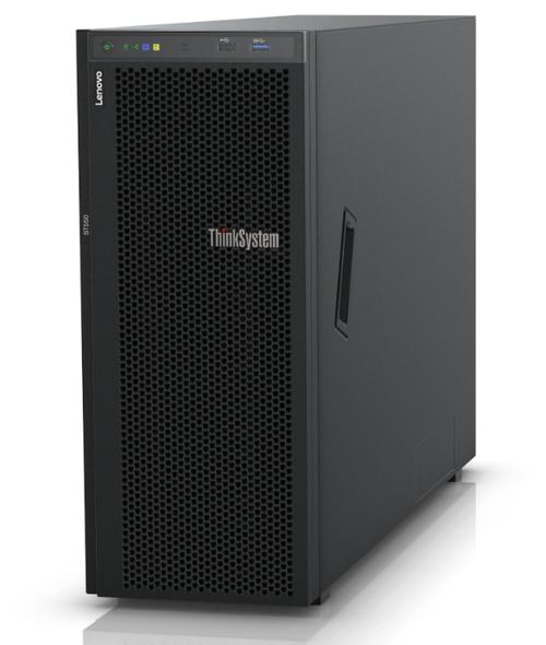 Lenovo ThinkSystem ST550,  1xIntel Xeon Silver 4209T 8C 2.2GHz 70W,  1x16GB 2Rx8,  RAID 930-8i 2GB Flash PCIe 12Gb Adapter,   1x750W,  XCC Standard