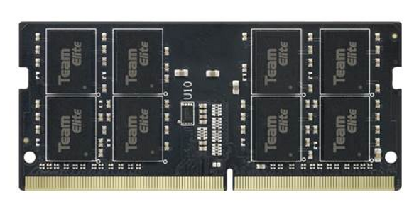 Team Elite 16GB DRAM DDR4 3200MHz SODIMM | TED416G3200C22-S01 | Rosman Computers - 1