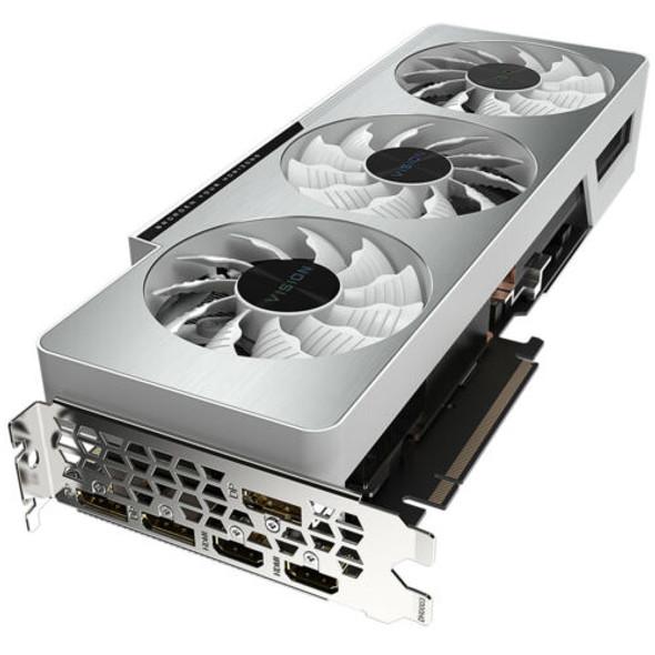 Gigabyte GeForce RTX 3080 VISION OC 10G | GV-N3080VISION OC-10GD | Rosman Computers - 2
