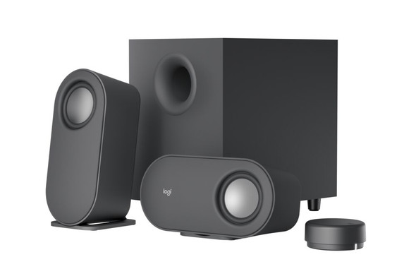Logitech Z407 Computer Speakers with Subwoofer and Wireless Control | 980-001350 | Rosman Computers - 2