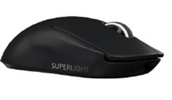 Logitech PRO X SUPERLIGHT Wireless Gaming Mouse Black