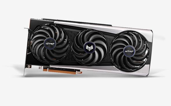 SAPPHIRE NITRO+ AMD Radeon™ RX 6800 Gaming Graphics Card With 16GB GDDR6, AMD RDNA™ 2 HDMI/TRIPLE DP