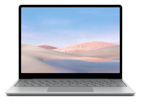 Microsoft Surface Laptop Go 12inch i5 16GB 256GB Platinum Commercial