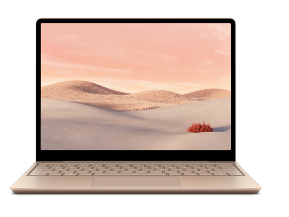 Microsoft Surface Laptop Go 12inch i5 8GB 128GB Sandstone Commercial