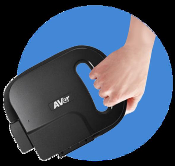 Aver USB visualizers (document cameras) 13M, 60fps, 4K/2K output resolution, SuperSpeed USB 3.0 | U70+ | Rosman Computers - 2