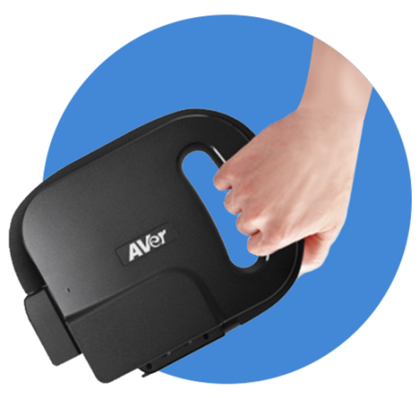 Aver USB visualizers (document cameras) 13M, 60fps, 4K/2K output resolution, SuperSpeed USB 3.0 | U70+ | Rosman Computers - 4