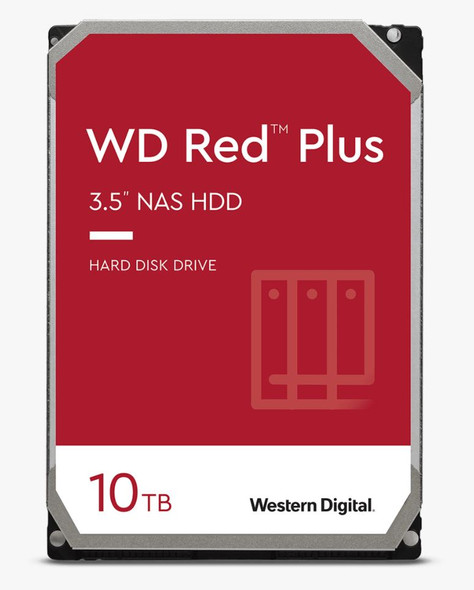 "Western Digital WD RED NAS HD 10TB, 3.5"",SATA 6 Gb/s,256 MB cache, 3YR WARRANTY WD101EFBX"