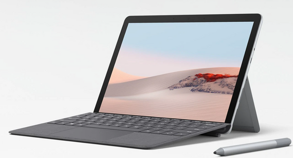 Microsoft Surface Go 2 CoreM 4GB 64GB Win10 Pro Education Platinum + Type Cover + Pen