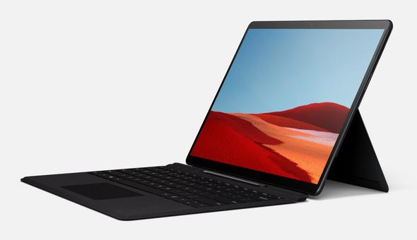Microsoft Surface ProX E 16GB 256GB LTE Black + Keyboard + Slim Pen Education Bundle