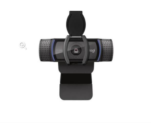 Logitech C920e Webcam  (brown box) | 960-001360 | Rosman Computers - 6