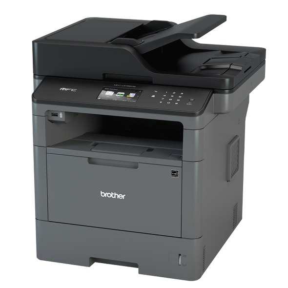 BROTHER MFC-L5755DW WIRELESS HIGH SPEED MONO LASER MULTI-FUNCTION CENTRE WITH 2-Sided PRINTING &SCAN | MFC-L5755DW | Rosman Computers - 3
