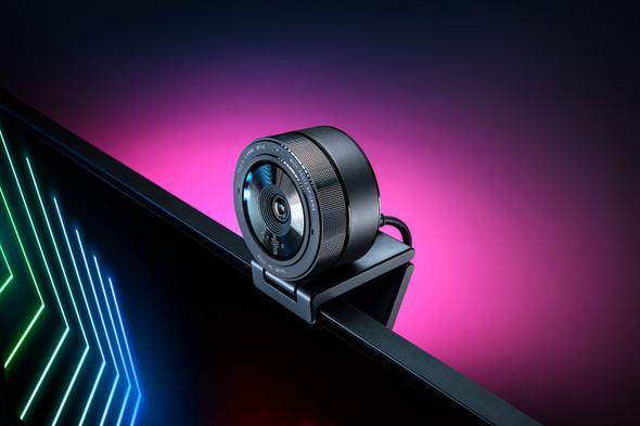 Razer Kiyo Pro-USB Camera with High-Performance Adaptive Light Sensor | RZ19-03640100-R3M1 | Rosman Computers - 2