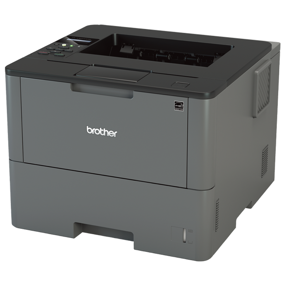 BROTHER HL-L6200DW WIRELESS  MONO LASER PRINTER WITH  2-Sided PRINTING  (46 PPM, 520 Sheets Paper Tray, Built-in Network & WiFi) | HL-L6200DW | Rosman Computers - 2