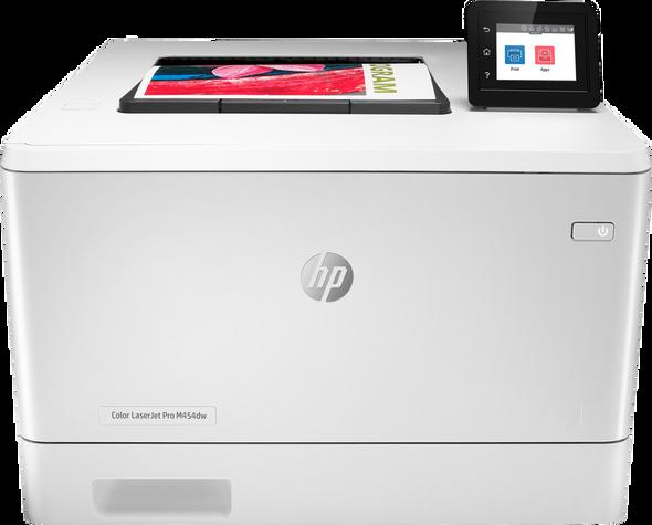 HP Color LaserJet Pro M454dw | W1Y45A | Rosman Computers - 2