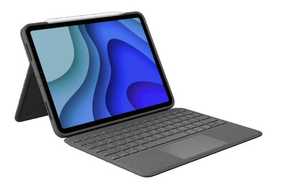 Logitech Folio Touch for iPad Pro 11-inch (1st and 2nd gen) | 920-009744 | Rosman Computers - 2