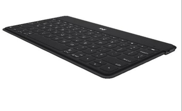Logitech Keys-to-Go Ultra Slim Keyboard with iPhone Stand BK | 920-008536 | Rosman Computers - 2
