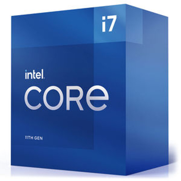 Boxed Intel Core i7-11700 Processor (16M Cache, up to 4.90 GHz) FC-LGA14A | BX8070811700 | Rosman Computers - 3