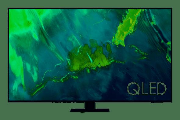 "85"" QLED 4K Smart TV Q70A | QA85Q70AAWXXY | Rosman Computers - 1"