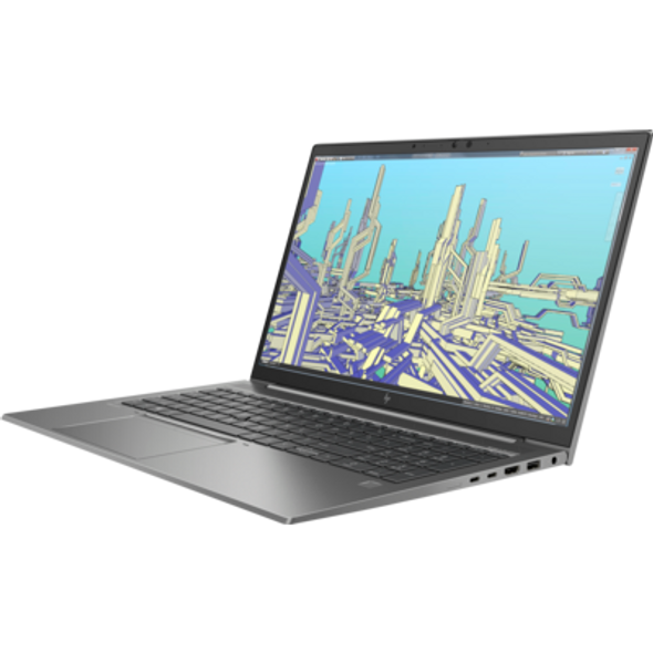 """HP Zbook Firefly 15 G8, 15.6"""" FHD TOUCH, i7-1165G7, 32GB, 512GB SSD, NVIDIA T500 4GB GRAPHICS, LTE 4G, W10P64, 3YR WTY 