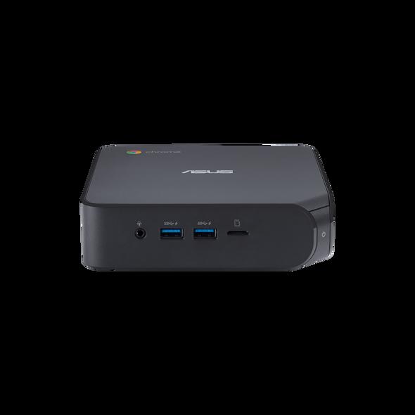 Asus Chromebox 4 - i5-10210U, 8GB DDR4, 128GB M.2 SSD, 5 x USB 3.1, 1 x USB-C, 2 x HDMI 2.0, 1 x RJ45, Integrated GPU, WiFi AX201, BT 5.0, NO KBM; 1YR OSS | 90MS0252-M00130 | Rosman Computers - 1