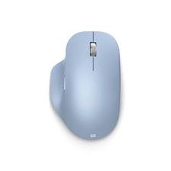 Microsoft MS Bluetooth Ergonomic Mouse Pastel Blue | 222-00060 | Rosman Computers - 1
