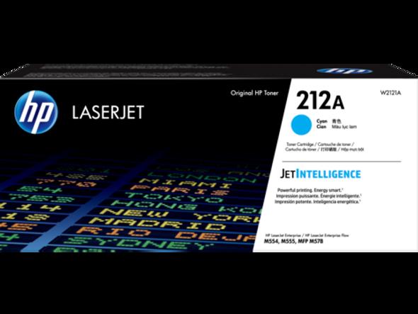 HP 212A Cyan Original LaserJet Toner Cartridge