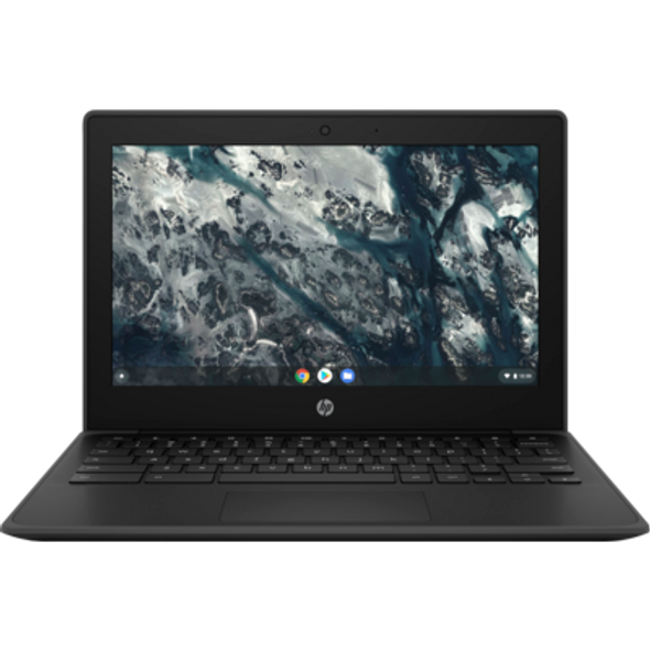 "HP Chromebook 11 EE G9, 11.6"" HD TOUCH, Celeron N5100, 8GB, 64GB eMMC, Chrome64, Jet Black, 1Yr RTB Warranty | 408J2PA | Rosman Computers - 2"