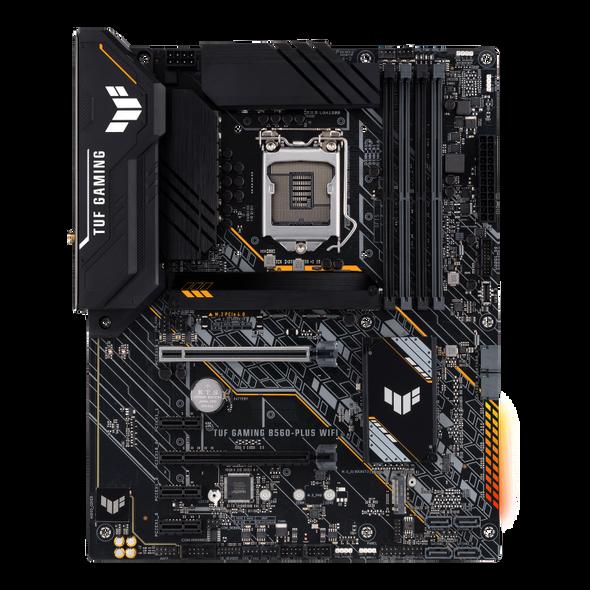 Asus Intel B560 (LGA 1200) ATX motherboard, PCIe 4.0 support, DDR4 5000 (OC), Dual M.2 slot with flexible heatsink, HDMI 2.0, | 90MB1740-M0UAY0 | Rosman Computers - 1