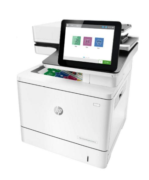 HP Color LaserJet Ent MFP M578f Printer | 7ZU86A | Rosman Computers - 1