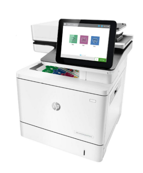 HP Color LaserJet Ent MFP M578f Printer | 7ZU86A | Rosman Computers - 2