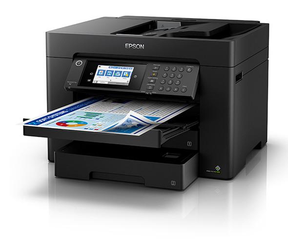 Epson WorkForce WF-7845 A3 Wireless Colour MultiFunction Inkjet Printer