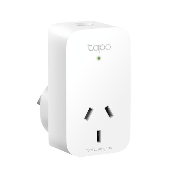 TP-Link Tapo Mini Smart Wi-Fi Socket | Tapo P100(1-pack)(AU) | Rosman Computers - 2