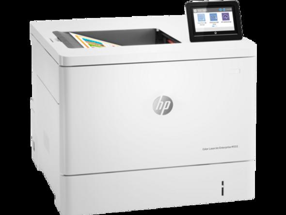 HP Color LaserJet Ent M555dn Prntr | 7ZU78A | Rosman Computers - 2