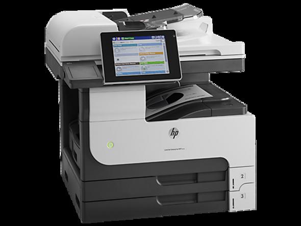 25Kg+ Freight Rate-HP M725 MFP M725dn,Print/Scan/Copy,Mono, 20ppm A3, 40ppm A4, USB/Ne2rk, Duplex Printing | CF066A | Rosman Computers - 1