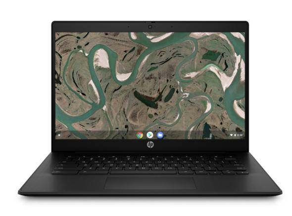 """HP Chromebook 14 G7, 14"""" FHD TOUCH PVCY CAM, Celeron N5100, 8GB, 64GB eMMC, Chrome 64, 1Yr RTB Warranty   408L3PA   Rosman Computers - 1"""