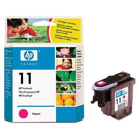 HP NO.11 MAGENTA PRINTHEAD FOR HP BUSINESS INKJET 2200/2250.   C4812A   Rosman Computers - 2