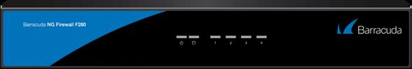 Barracuda CloudGen Firewall F-Series F280 | BNGIF280a | Rosman Computers - 1