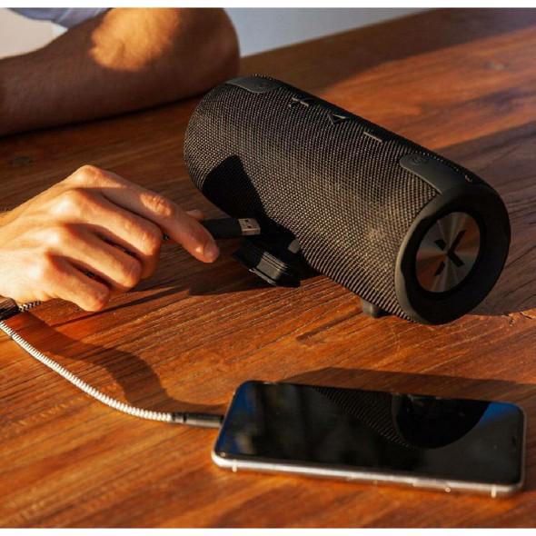BlueAnt X3 Portable Bluetooth Speaker - Black | X3-BK | Rosman Computers - 2