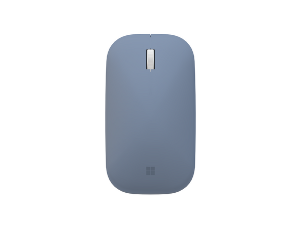 Microsoft Surface Mobile Mouse Bluetooth Commercial Ice Blue