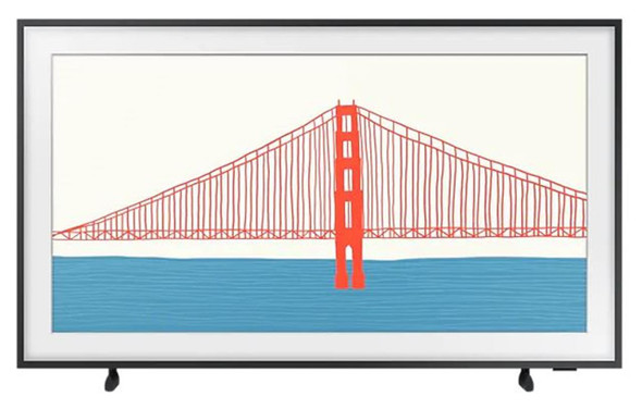 "Samsung 43"" The Frame QLED 4K Smart TV | QA43LS03AAWXXY | Rosman Computers - 2"